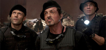 The Expendables 2 Sound Off