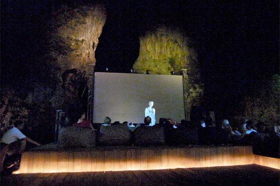 Film on the Rocks Festival Photos