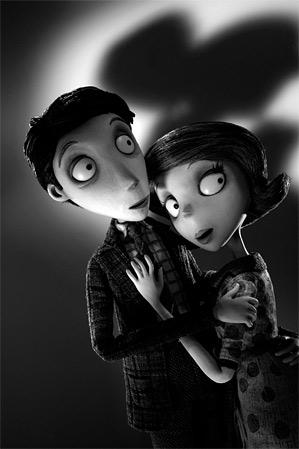 Frankenweenie - Mr. & Mrs. Frankenstein