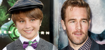 James Van Der Beek & Gattlin Griffith