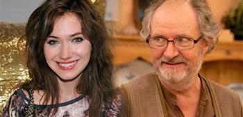 Jim Broadbent & Imogen Poots