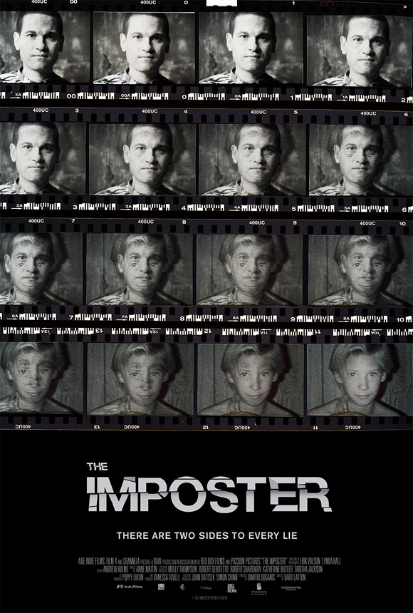The Imposter Alternate Poster