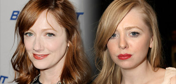 Judy Greer & Portia Doubleday