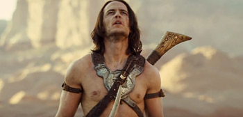 John Carter Super Bowl Spot