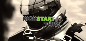 Kickstart This - Halo: Helljumper