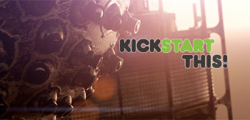 Kickstart This - Sundays Sci-Fi