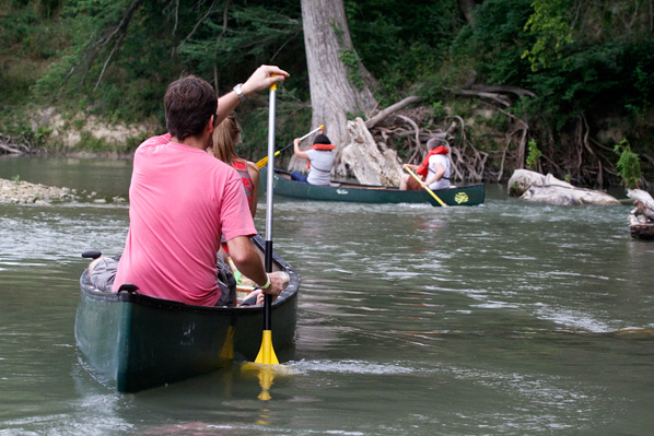 Klown Canoe Trip Alamo Drafthouse