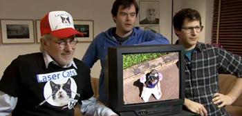 Steven Spielberg - Laser Cats 7