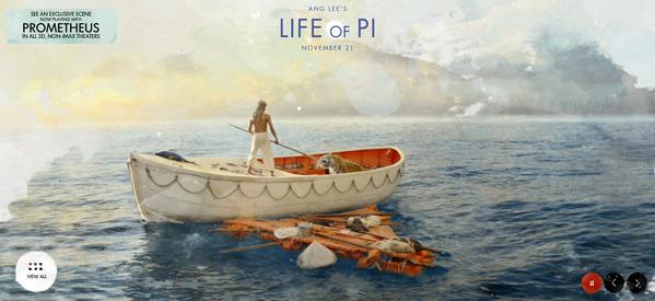 Ang Lee's Life of Pi