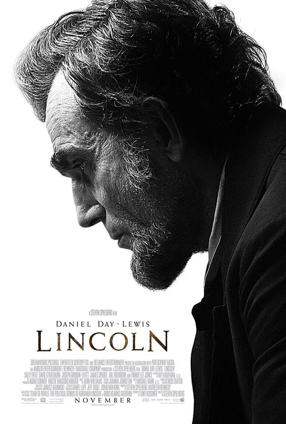 Steven Spielberg's Lincoln Poster