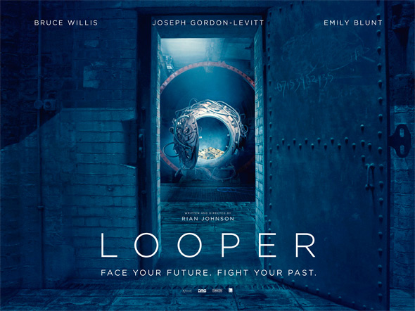 Looper UK Poster