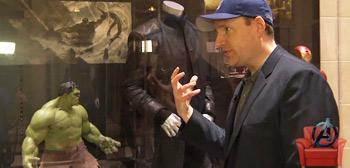 Kevin Feige - Avengers