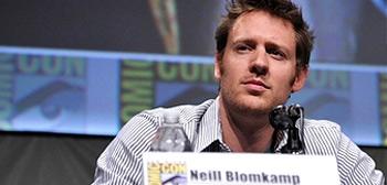 Neill Blomkamp Comic-Con Interview