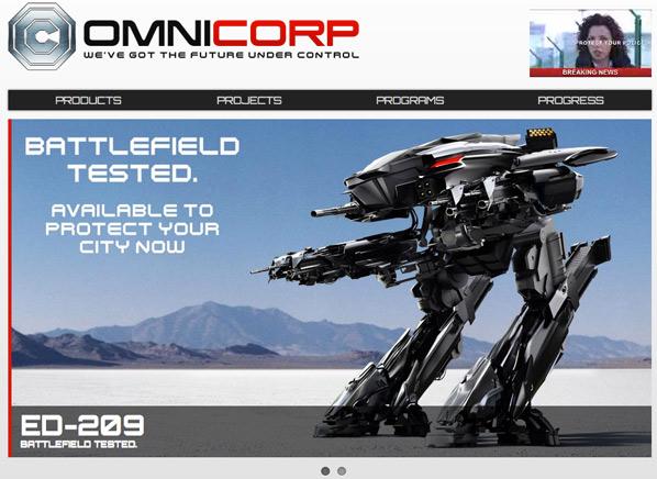 Robocop Viral ED-209