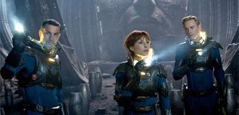 Prometheus Review