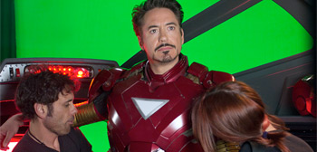 The Avengers - Robert Downey Jr.