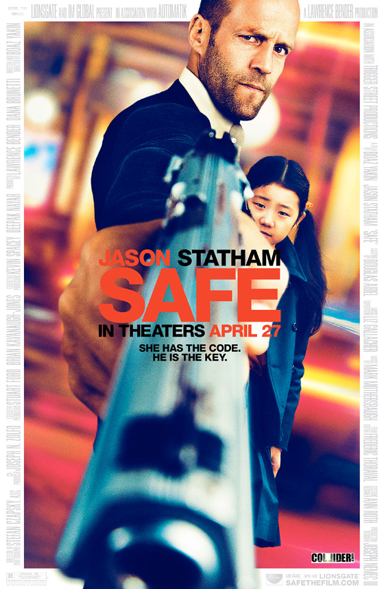 Jason Statham's Official Poster