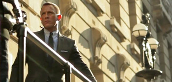 Skyfall London Video Blog