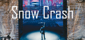 Snow Crash Book