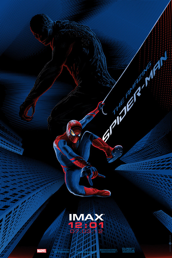 The Amazing Spider-Man IMAX Midnight
