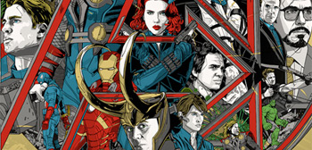Tyler Stout The Avengers