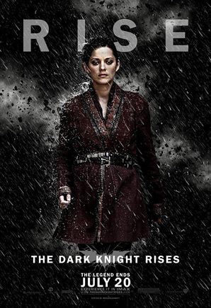 The Dark Knight Rises Poster - Miranda Tate