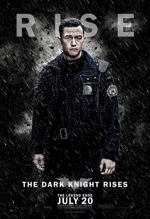 The Dark Knight Rises Poster - John Blake