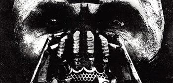 IMAX Bane Poster