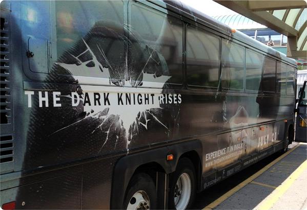 The Dark Knight Rises Marketing