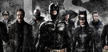 The Dark Knight Rises Characters