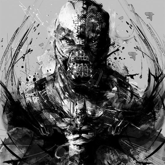 The Dark Knight Rises T-Shirt Contest Winner