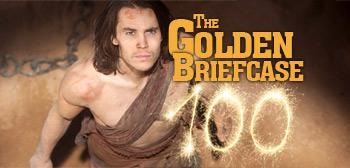 The Golden Briefcase - Robert De Niro