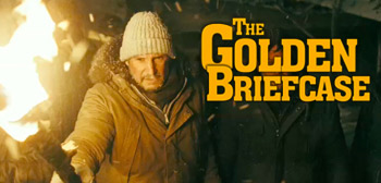 The Golden Briefcase - The Grey