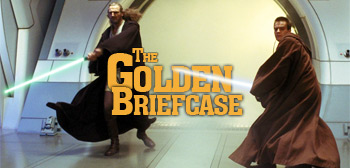 The Golden Briefcase - Star Wars
