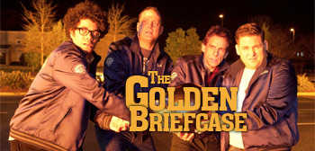 The Golden Briefcase - The Watch