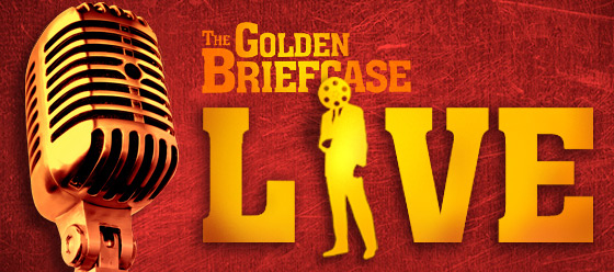 The Golden Briefcase Live