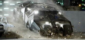 The Dark Knight Rises Tumbler