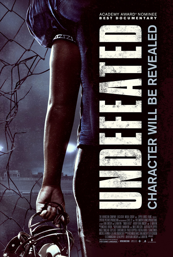 Undefeated Official Poster