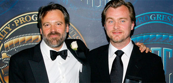 Wally Pfister & Chris Nolan