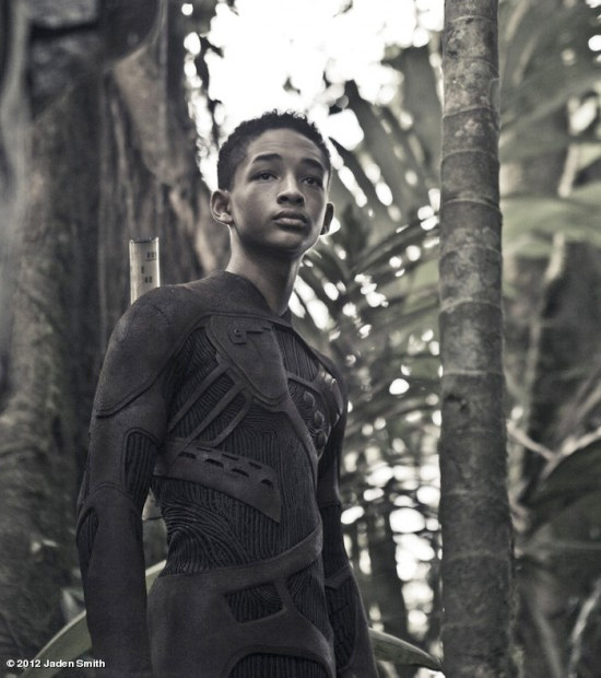After Earth - Jaden Smith