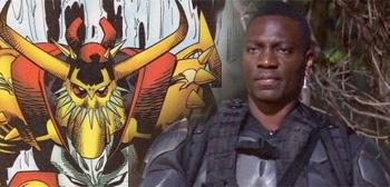 Algrim the Strong / Adewale Akinnuoye-Agbaje