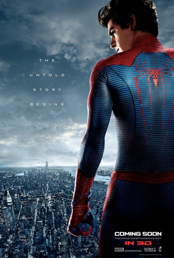The Amazing Spider-Man Poster - Untold Story