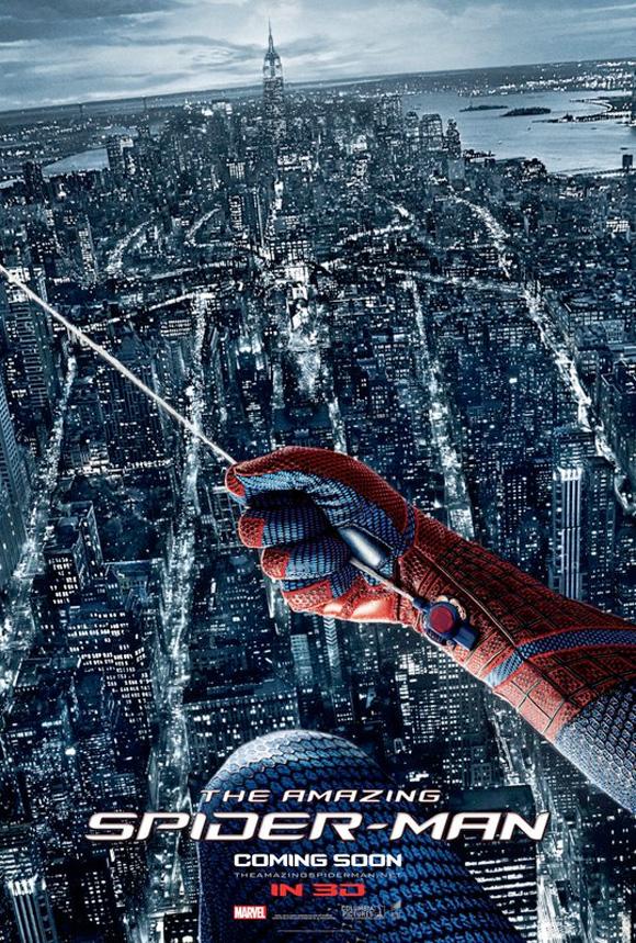 The Amazing Spider-Man Poster - POV