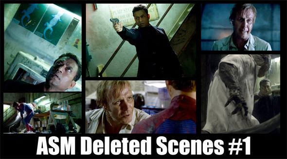 The Amazing Spider-Man Deleted Scenes