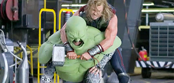The Avengers - Hulk Featurette