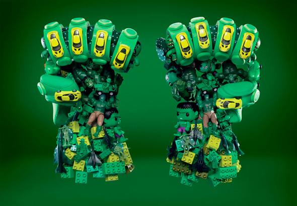 The Avengers - Target Ad - Hulk