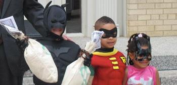 Batman Make-a-Wish