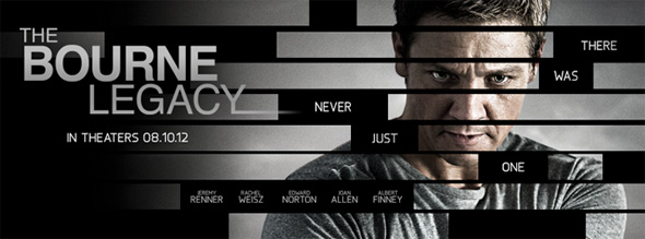 The Bourne Legacy - Banner 1