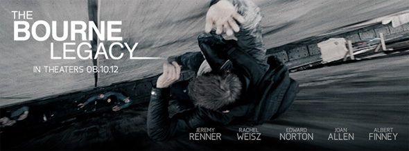 The Bourne Legacy - Banner 2