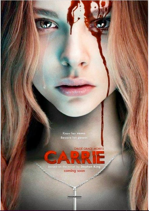 Carrie - Fanmade Poster
